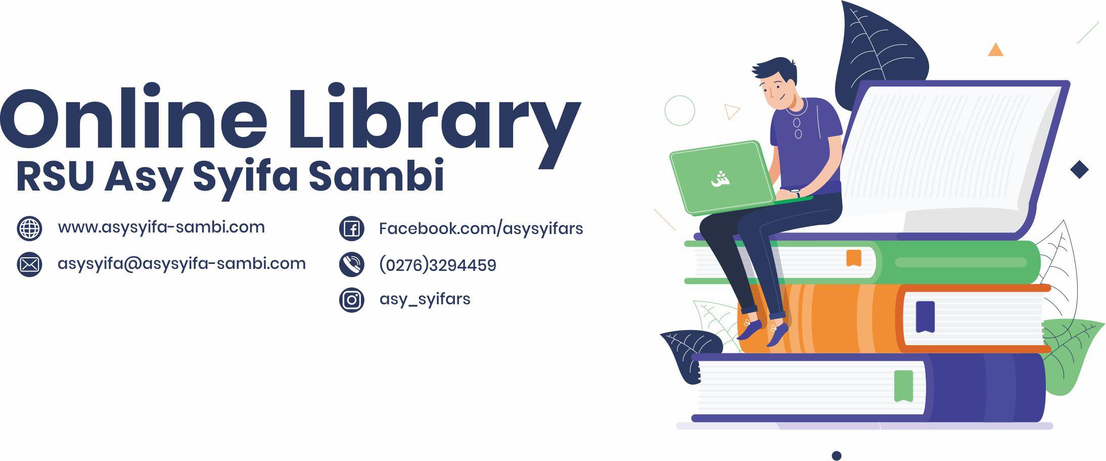 Online library Asy syifa sambi