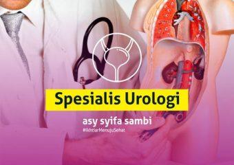 Spesialis Urologi